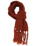 Purl Knit Scarf