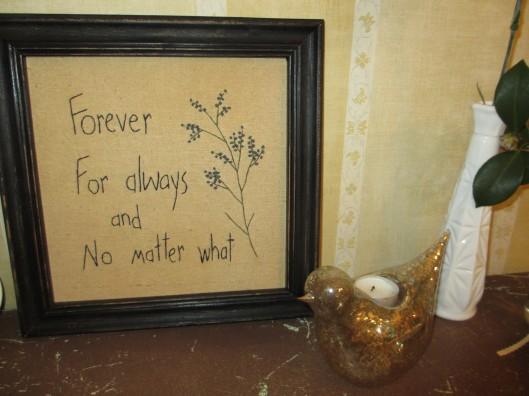 Forever For Always