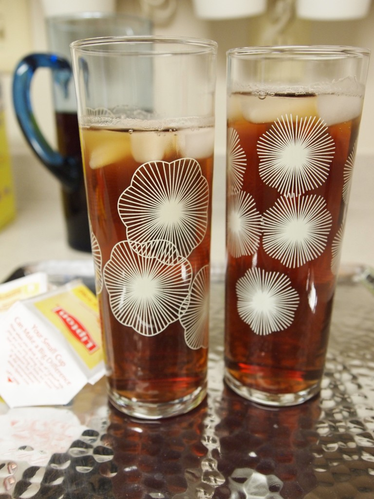 Tea Glasses