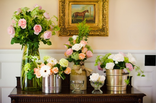 Wedding Bouquets, Centerpieces, Accent Flowers