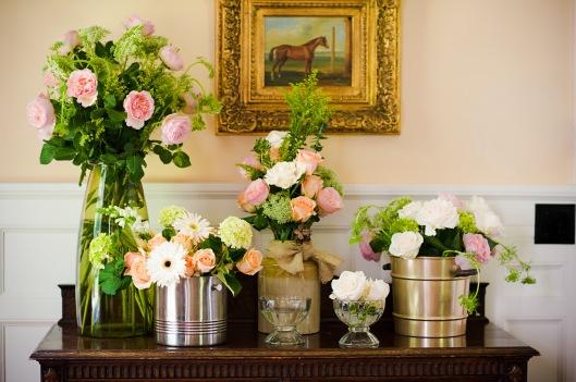 Wedding Bouquets, Centerpieces, Accent Flowers