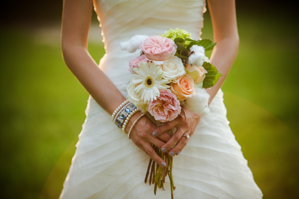 Dress Bouquet