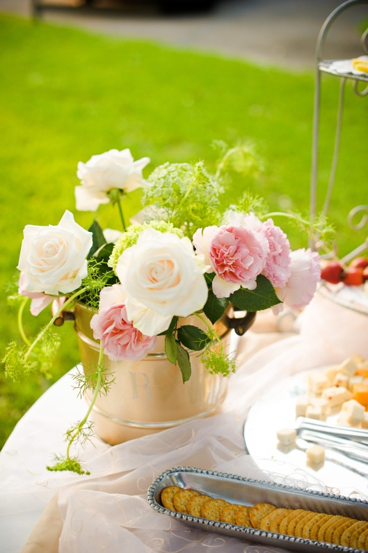 Wedding Centerpieces, Accent Flowers