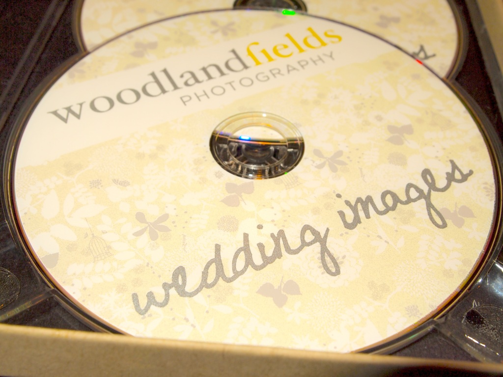 Woodland Fields Photography Discs